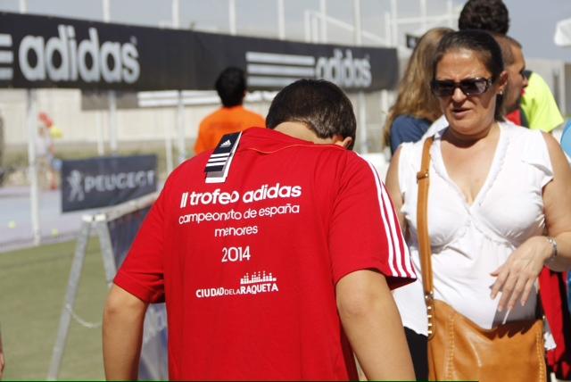 Jornada Miércoles // Cto.España Menores adidas