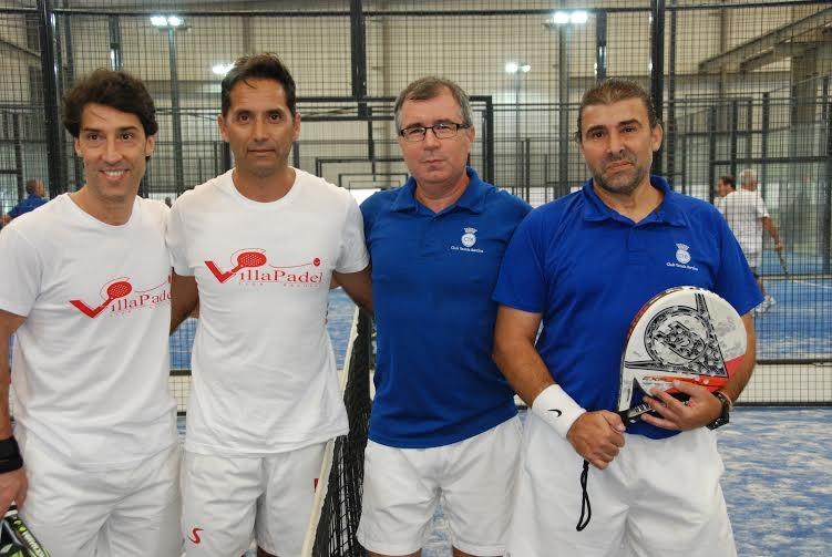 Campeonato de Espa�a por equipos 2� veteranos